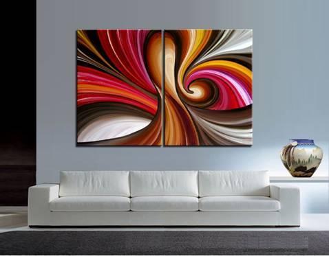 Cuadros abstractos imagui for Cuadros decorativos minimalistas