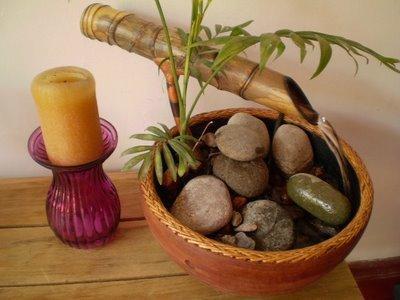 fonte de gua de bambu pequenas fontes pinterest fountain water fountains and gardens