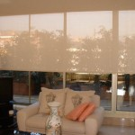 Cortinas screen con sistema roller