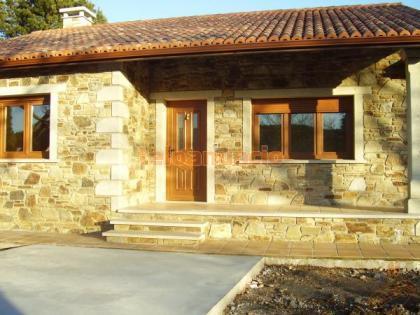 Fachadas de piedra artificial belleza duradera - Fachadas de piedra fotos ...