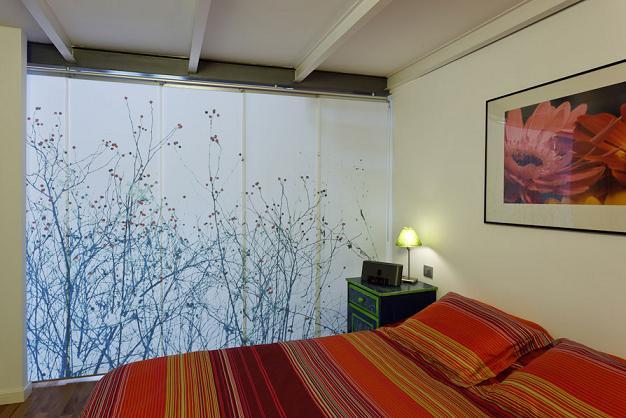 Paneles japoneses la delicadeza del estilo oriental - Decoracion con paneles ...