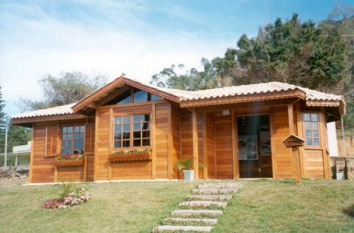 Casas prefabricadas - Casa madera prefabricada ...