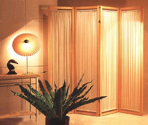 Biombos separadores de ambientes cortinas para separar los - Cortinas separadoras de ambientes ...