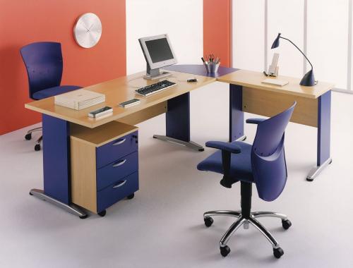 Muebles de oficina dise os c modos y con estilo tiendas for Muebles oficina online