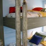 Dormitorio infantil de casa de playa
