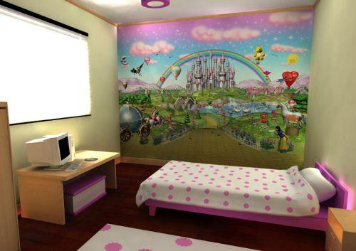 Murales de cuartos imagui - Murales habitaciones infantiles ...
