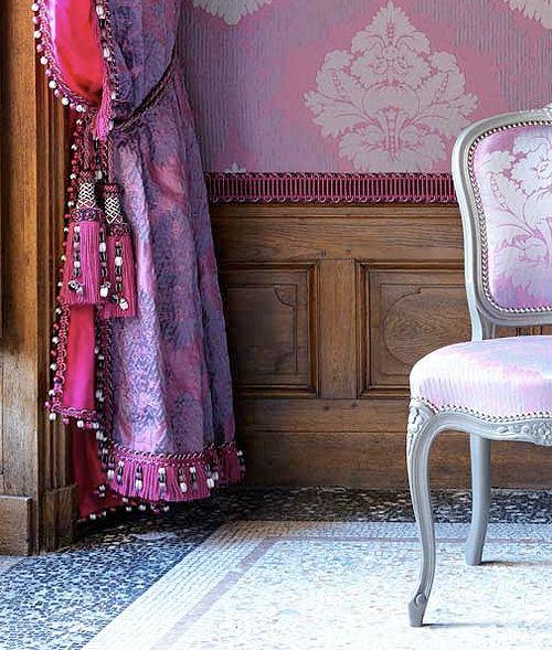 cortinas barrocas