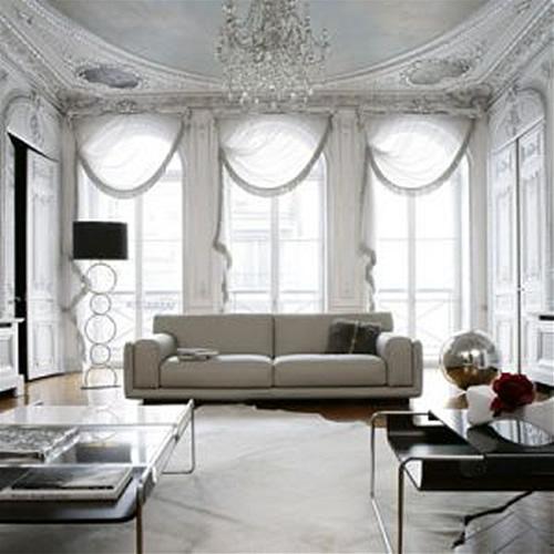 cortinas fondo blanco