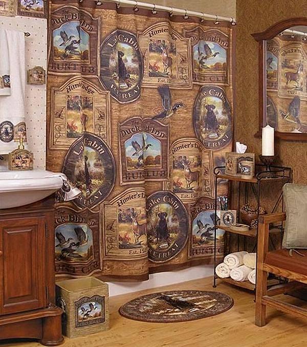 cortina b año rustico