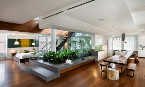 loft moderno lujo