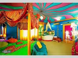Foto habitación del Hotel Abali Gran Sultanato, uno de los hoteles más raros del mundo.