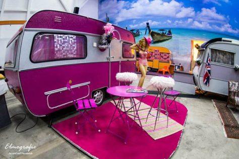 Base Camp Bonn parece un auténtico camping y pertenece a los hoteles más raros del mundo.