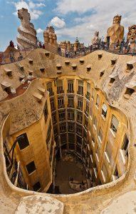 La Pedrera de Antoni Gaudí