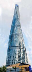The Shanghai Tower, uno de los edificios más altos del mundo