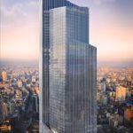 GUANGZHOU CTF FINANCE CENTRE. Uno de los edificios más altos del mundo