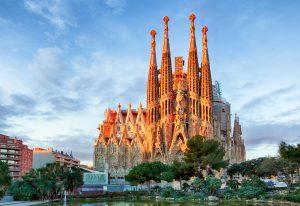 La Sagrada Familia Antoni Gaudí