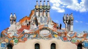 Terraza de Antoni Gaudí