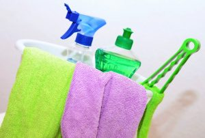 cada cuánto tiempo lavar los trapos de cocina