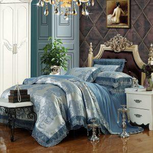 decorar una cama lujosa