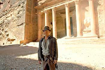 Visitar Petra por Indiana Jones