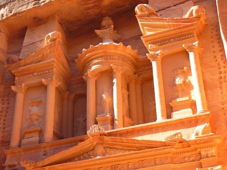 Visitar Petra por el Tesoro