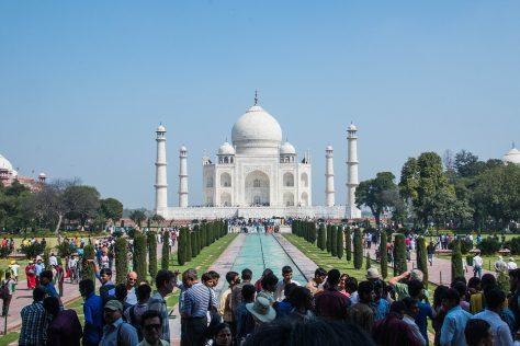 Turismo del Taj Mahal