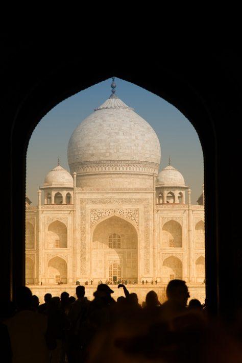 Taj Mahal grande