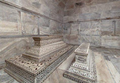 Tumba del Taj Mahal