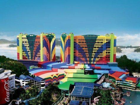 Uno de los hoteles más raros del mundo es el World Hotel de Malasia y es uno de los más grandes.
