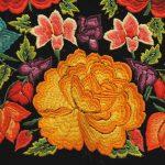 Flores al estilo estilo mexicano