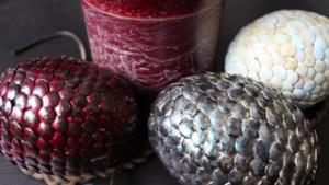 huevos estilo juego de tronos