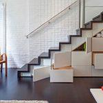 ideas para aprovechar espacios el hueco bajo escalera