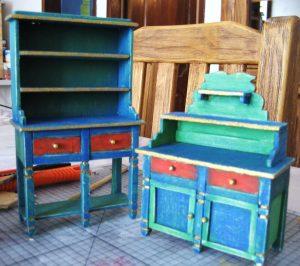 muebles estilo mexicano