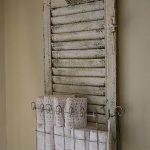 muebles reciclados con ventanas