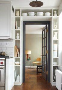 ideas para aprovechar espacios con alacenas