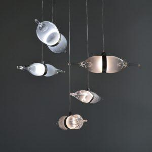 Las lámparas de diseño son regalos originales para arquitectos