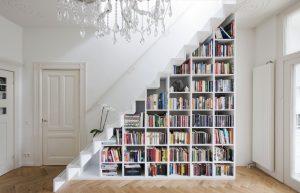 ideas para aprovechar espacios con muebles a medida